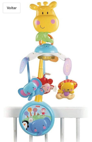 Vende - se mobile fisher price