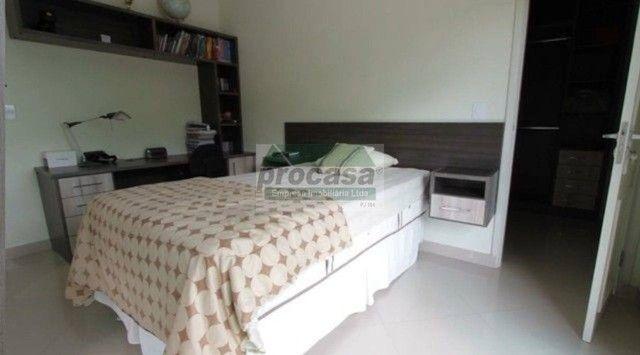 Casa com 4 suites p/ alugar na Ponta Negra em condominio fechado - Foto 5
