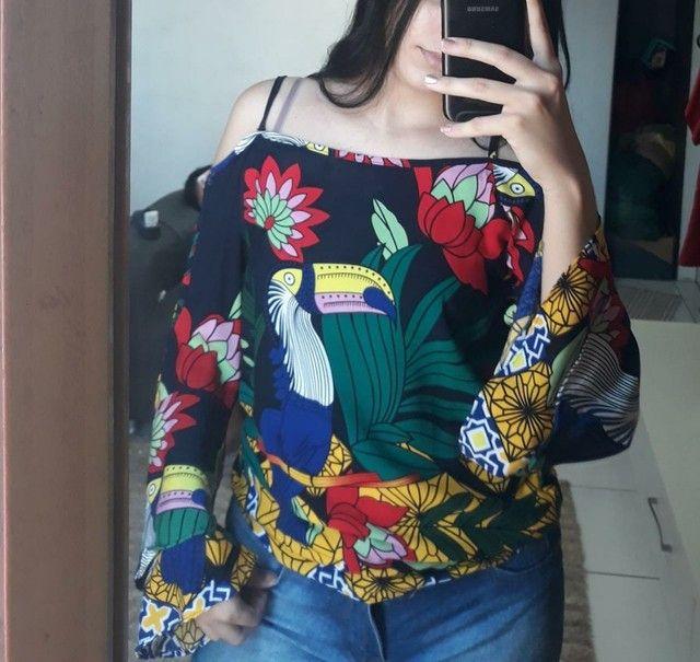 Promoção de blusas - Foto 2