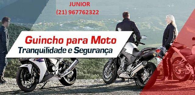 Reboque para motos