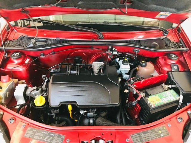 Renault Sandero  Authentique 1.0 16V (flex) FLEX MANUAL - Foto 11