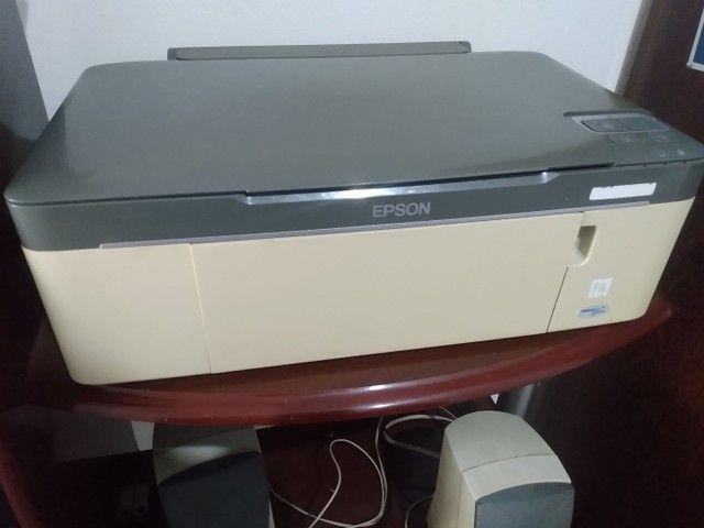 Computador positivo/Impressora Epson - Foto 4