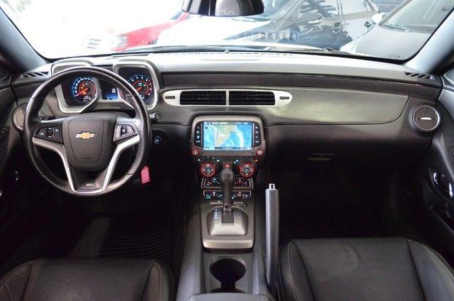 Camaro SS V8 - Segundo Dono - Ipva 2021 Pago  - Foto 3