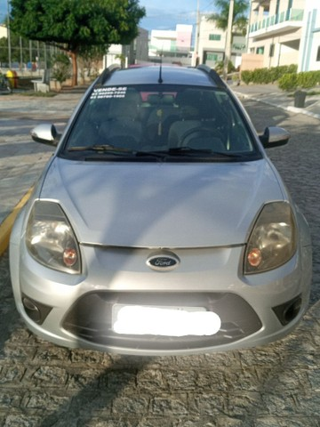 FORD KA 2012 CLASS - COMPLETO EXTRA