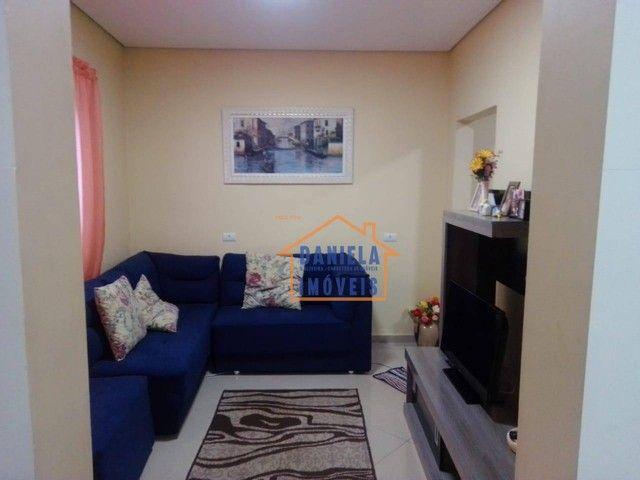 Casa com 1 dormitório à venda, 55 m² por R$ 85.000,00 - Parque Miami - Santo André/SP - Foto 3