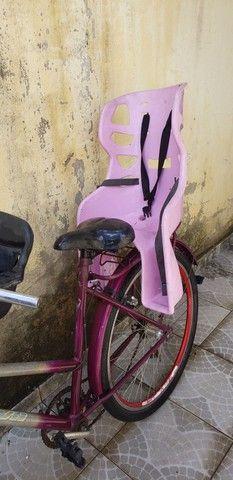 Bike com cadeirinhas  - Foto 3