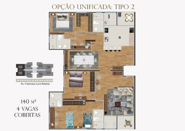 Vila Serena - Foto 17
