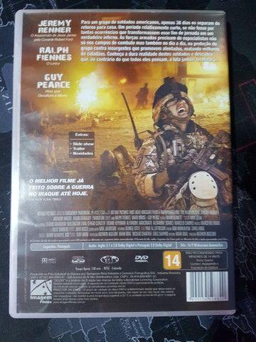 DVD Filme Guerra ao Terror Original - Foto 2