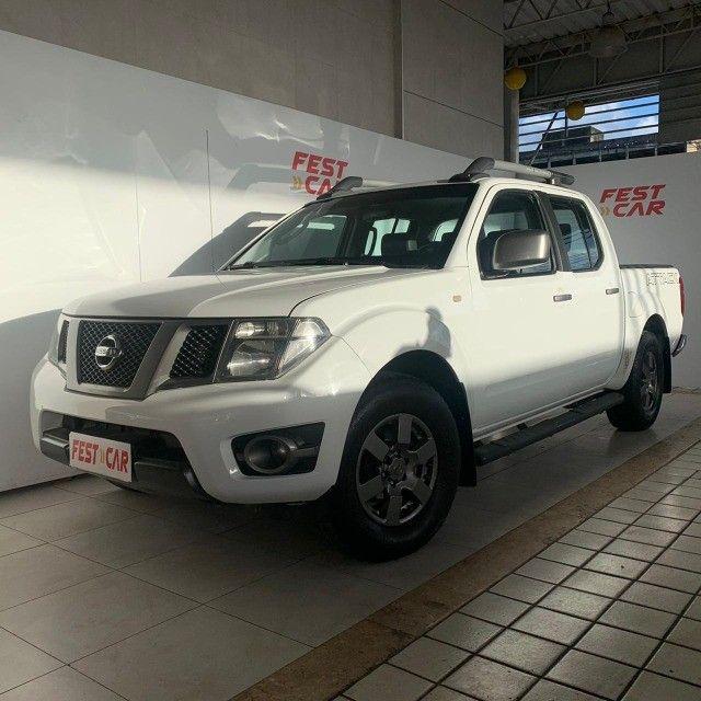 Nissan Frontier 2.5 SV 4x2 Attack 2014 Diesel Manual *Extra! (81) 9 9124.0560 Brenda