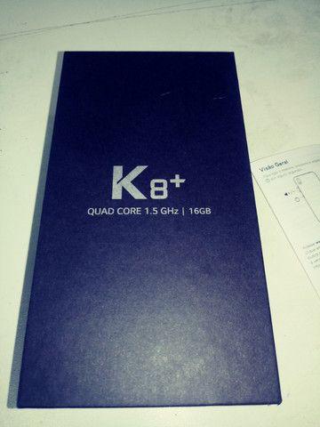 Telefone celular LG K8+ - Foto 5