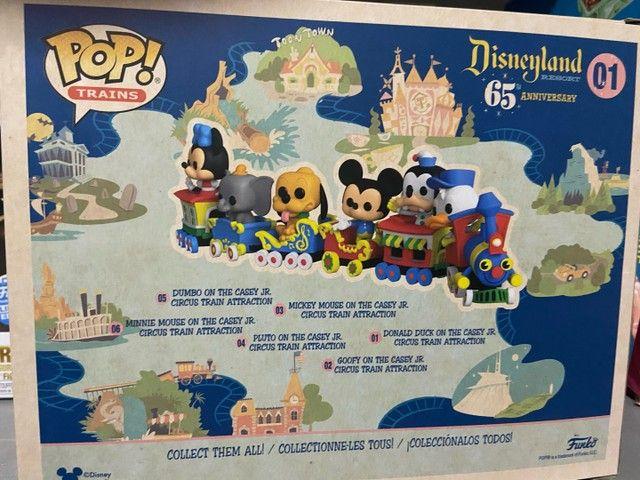 Funko Pop! Disney 65th:  Donald Duck On The Casey Jr. Circus Train Attraction #01 - Foto 4