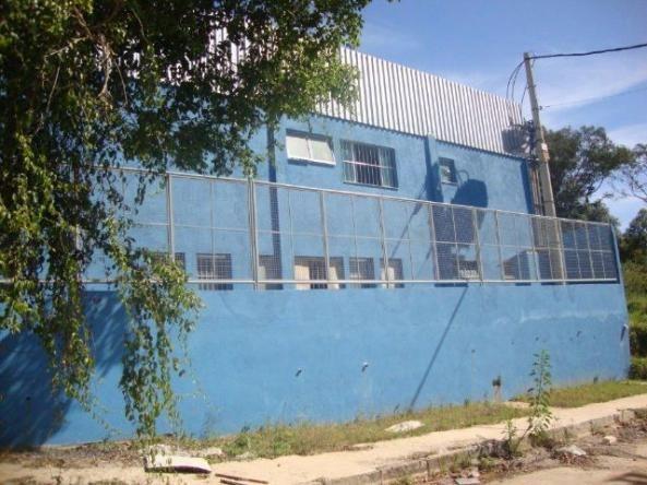 Galpão Pronto Novo, Alugado por 5 anos - Jardim Piemont-Oportunidade Para Investidores