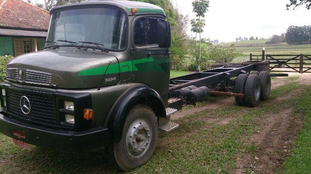 MB- 1114 6X2 CHASSIS 9M
