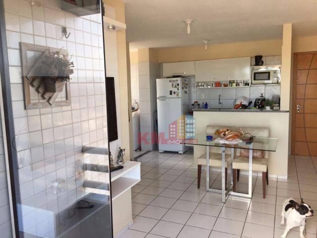 Vende-se excelente apartamento no residencial Antonio do rosario