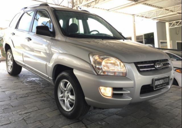 Kia Motors Sportage LX 4x2 2.0 2008