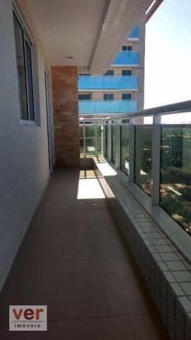 Vendo excelente apartamento no Reservatto Condomínio, com 74,05 m² de área privativa. - Foto 13