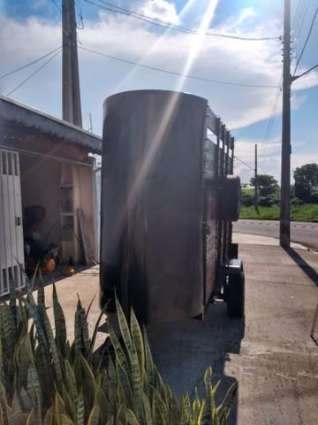 Faço carreto trailer cavalo - Foto 2