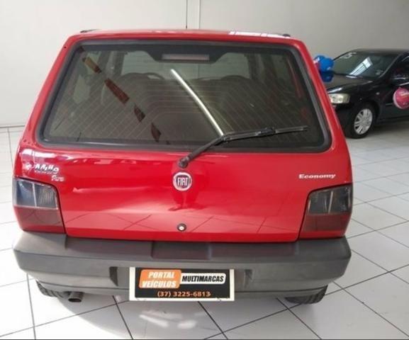 Fiat Mille 1.0 completo PRESENTÃO DE NATAL - Foto 3