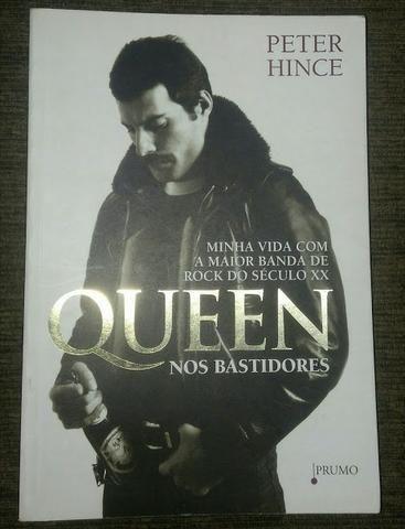 Livro Queen nos bastidores: Minha vida com a maior banda de rock do século XX