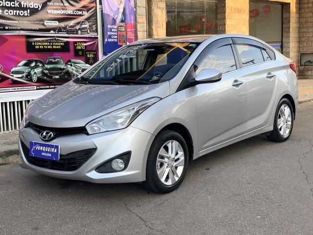 Hyundai HB20 Sedam 1.6 Premium 2015
