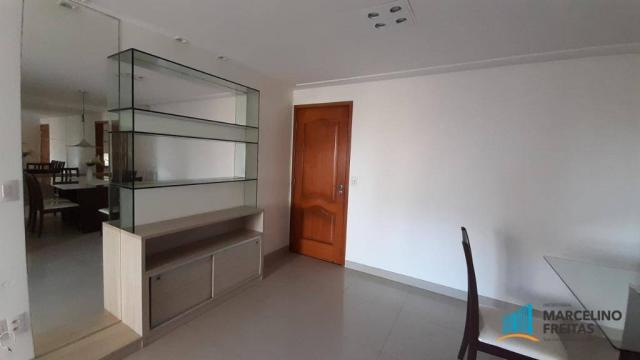 Apartamento à venda, 124 m² por r$ 698.000,00 - aldeota - fortaleza/ce - Foto 4