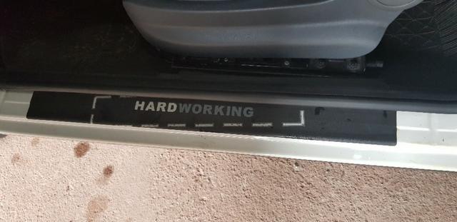 Strada Cabine Dupla 3 portas Hard Working 2017 - Foto 16