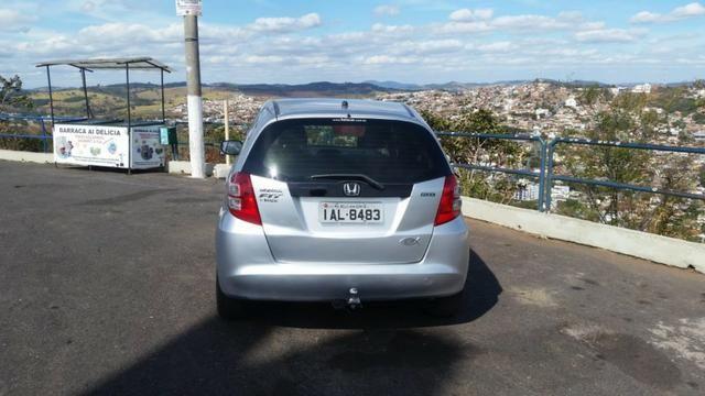 Honda New Fit 1.4 LX 8V Flex 4P Manual Ano 2010/2010 - Foto 4