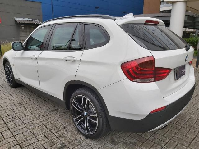 BMW X1 2011/2012 2.0 16V GASOLINA SDRIVE18I 4P AUTOMÁTICO - Foto 4