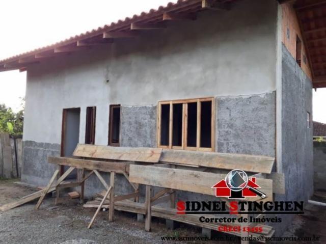 Casa c/ suíte em amplo terreno, em Bal. Barra do Sul - SC. - Foto 13
