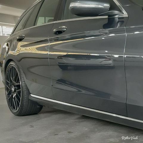 Mercedes Bens C180 1.6 CGI Estate Avantegarde 16V Turbo Gasolina 4P Automático - Foto 9