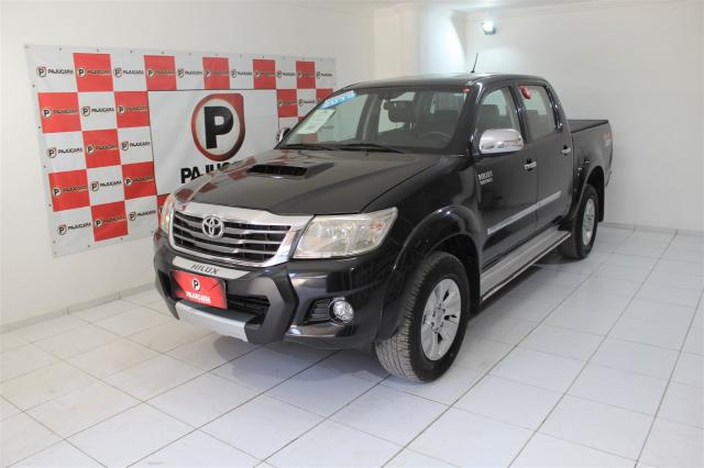 TOYOTA HILUX 2013/2014 3.0 SRV TOP 4X4 CD 16V TURBO INTERCOOLER DIESEL 4P AUTOMÁTICO