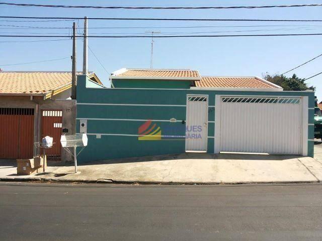 Casa com 2 dormitórios à venda, 91 m² por r$ 425.000,00 - vila soriano - indaiatuba/sp