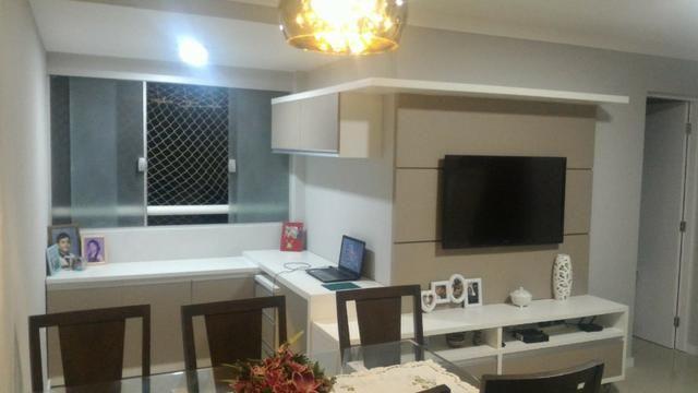 Lindo Apartamento na Cohama todo Mobiliado - Cond. Grand Village Eldorado - Foto 4