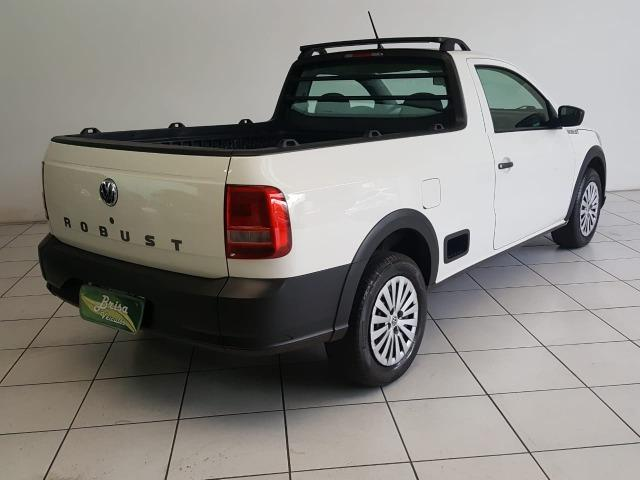 VW Nova Saveiro 1.6 Robust 2018 - Foto 4