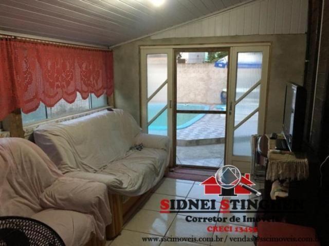 Imóvel com 04 dormitórios e piscina, em bal. barra do sul - sc. - Foto 10
