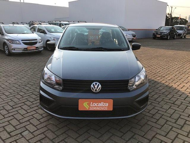 VOLKSWAGEN VOYAGE 2018/2019 1.6 MSI TOTALFLEX 4P MANUAL - Foto 2