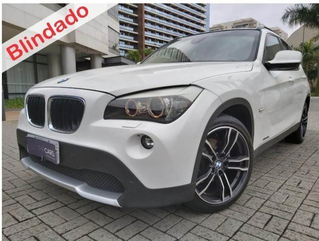 BMW X1 2011/2012 2.0 16V GASOLINA SDRIVE18I 4P AUTOMÁTICO