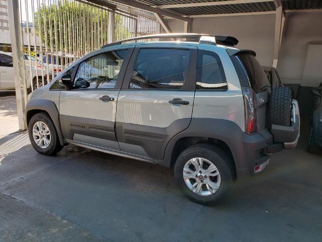 Fiat Ideia 2014 Adventure Completa Unica Dona Top de Linha - Foto 2