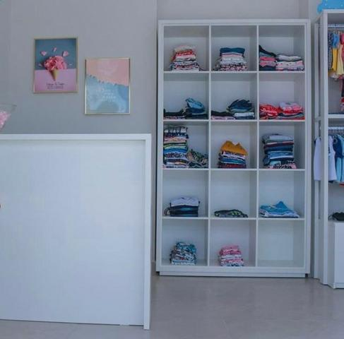 Vende-se loja de roupas e acessórios infantis completa - Foto 4
