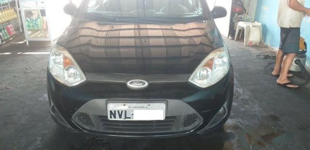 Vendo Ford Fiesta Sedan 2012 1.6 - Foto 8