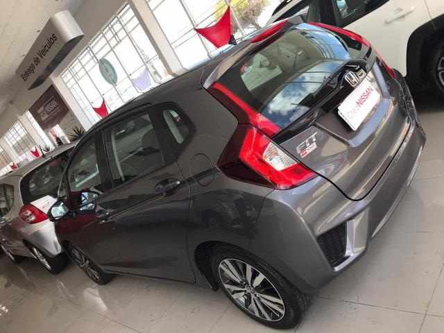 Honda Fit Ex CVT 14/15 - Foto 4