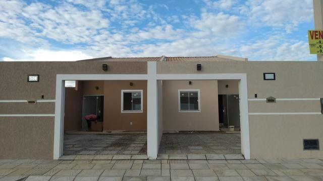 Vendo casas vila serrana - excelente localização