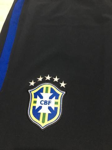 Bermuda da seleção brasileira original - Roupas e calçados - Bela ... 2895c21fd76c5