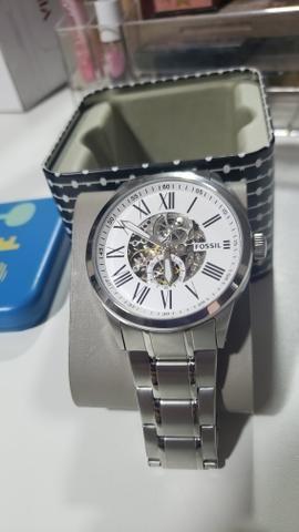 27d65f7d327eb Relógio fóssil clássico automático - Bijouterias, relógios e ...