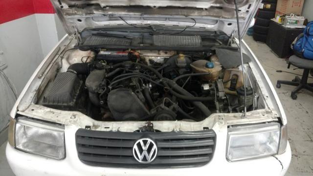 Vw - Volkswagen Santana Otimo estado + GNV - Foto 6