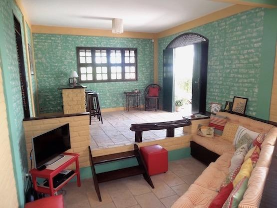 Charmosa Casa Mobiliada, 4 Quartos, Praia De Cotovelo - Foto 3
