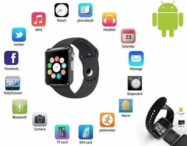 Smart Watch A1 Relogio inteligente