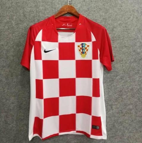cefd56274c Camisa Croácia Home - Esportes e ginástica - Glória