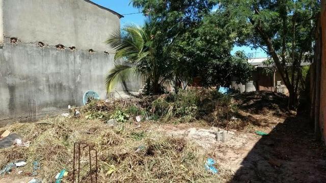 Ótimo terreno no lagomar na W-24 todo murado pronto para construir perto da principal - Foto 3