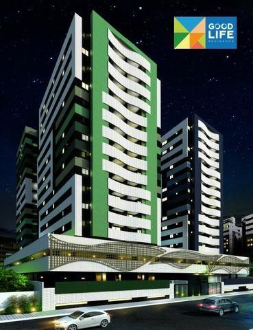Quarto/Sala no Edifício Good Life, localização na Jatiúca e obras aceleradas! - Foto 4